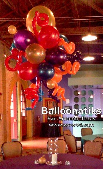 Balloonatiks Balloon Delivery Decoration San Antonio