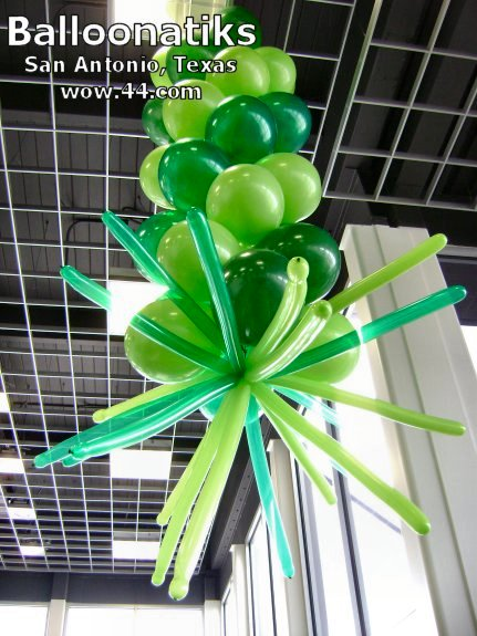 St Patricks Balloon Delivery And Decoration San Antonio